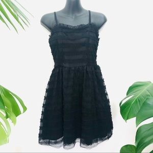 NWT White By Charcoal Pretty Little Playdress